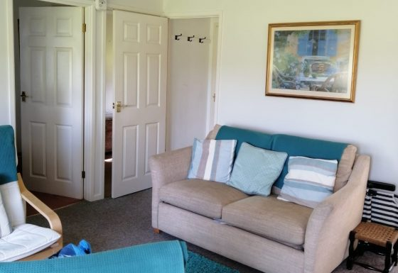Two Chalets to Let at Norton Park, Dartmouth, Devon